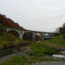 とても美しいアーチ橋です!