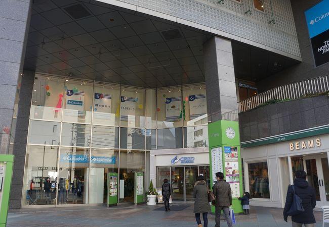 NTT西日本の所有するビル