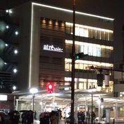 東中野の駅前すぐ