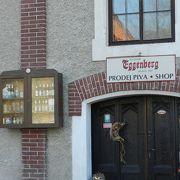 ビール醸造所のビアレストラン