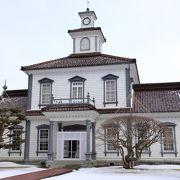 鶴岡を代表する擬洋風建築