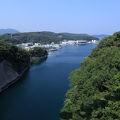 写真:万関橋