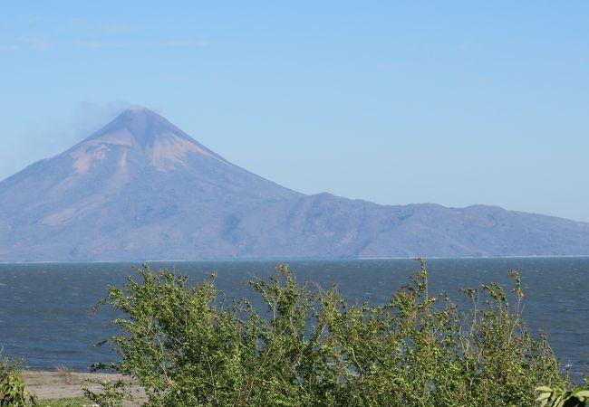 モンバッチョ火山