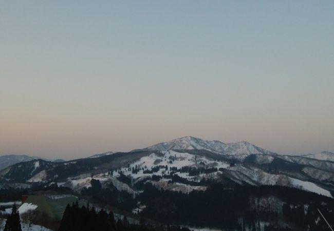初心者でも楽しめるスキー場