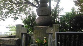 岡崎三郎信康供養塔