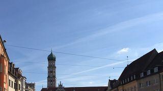 聖ウルリヒ&アフラ教会
