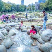 写真展を 見に出かけ 初めて 行った ウツボ公園!!