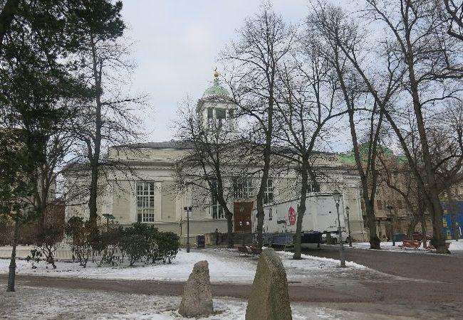 地元の方の教会