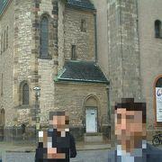 「東西ドイツ統一革命の出発点」となった聖ニコライ教会です。