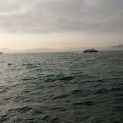 観光地ではないけど、違った視点から海が眺められる静かな場所