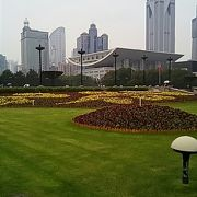 都心の公園