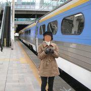 ソウル駅から統一展望台を目指して