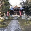 江沼神社庭園