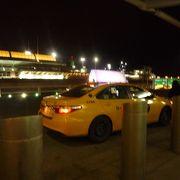 空港まで利用しました。
