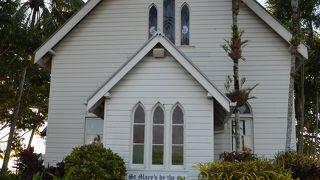 セント メアリーズ バイ ザ シー教会
