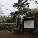 助川海防城跡