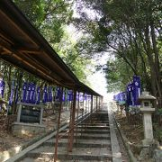 有松神社は一見の価値あり