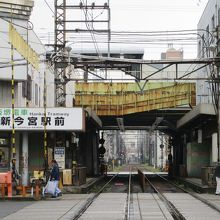 新今宮駅前 阪堺電車乗り場