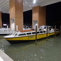 水上バス アリラグーナ社