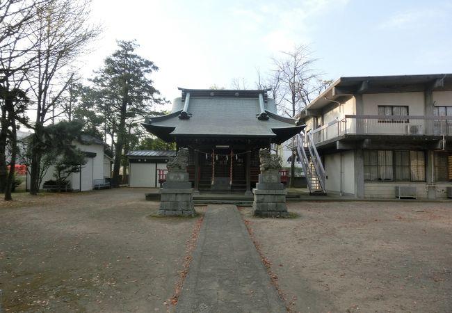 上小田中神明神社