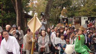 大神神社 春の大神祭