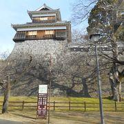 震災の影響で今は外観観光しかできない