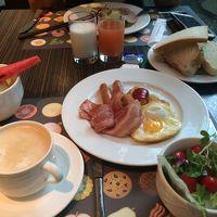 1階レストラン朝食