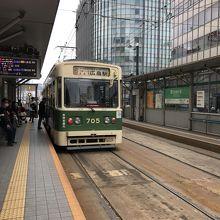 紙屋町西駅