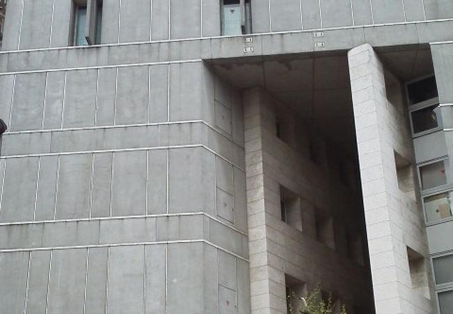 建物自体もかっこいい