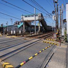 名鉄石刀駅