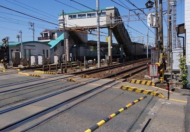 名鉄名古屋本線のローカル駅