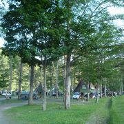 キャンプとSL