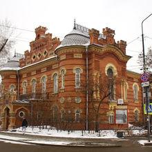 英語表記は「Ethnographical Museum」です