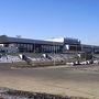 ウランバートル郊外にある、あまり大きくない国際空港