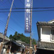 祭の前 春日神社