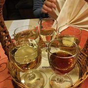 ワインのティスティングセット初挑戦