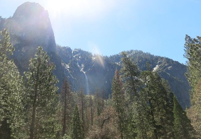 センチネル 滝