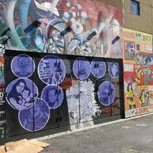 壁画アート ウォーク ツアー