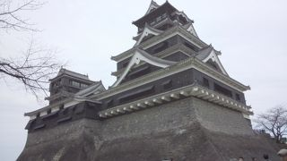 熊本城 闇り通路