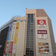 五反田の商業施設
