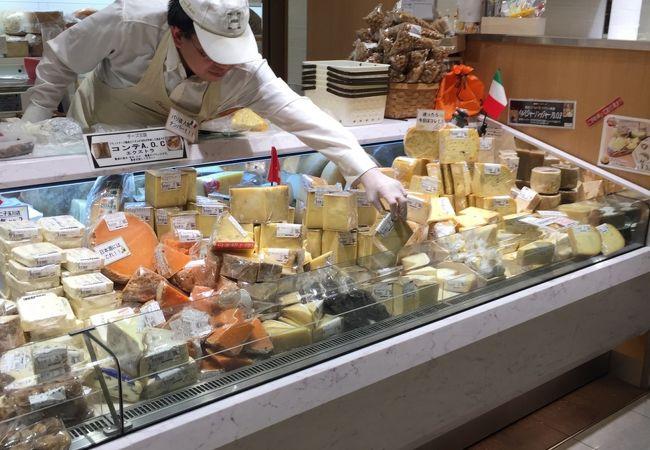 チーズ王国 (二子玉川店)