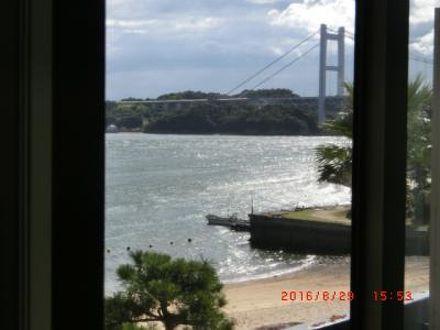 鷲羽山 下電ホテル 写真