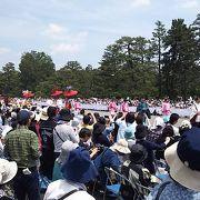 京都三大祭りの1つ葵祭り