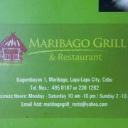 マリバゴホテルから徒歩3分で行ける雰囲気の良いレストラン