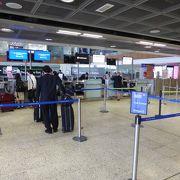 コンパクトで便利なダブリン空港
