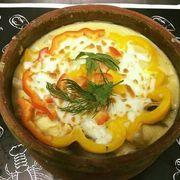 カイロのシーフードレストラン カラマリ1