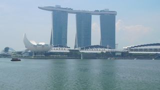 昔からのシンガポールの代表的観光スポット