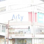 豊岡駅舞にあります。