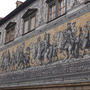 美しい壁画 君主の行列