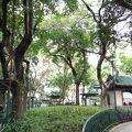 写真:九龍佐治五世記念公園